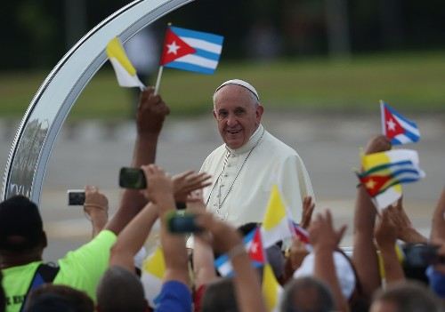 Pope Francis Visits Havana, Cuba: Pictures