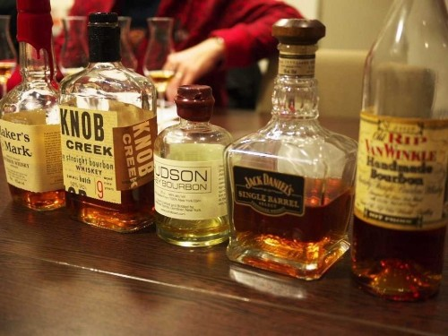 The best bourbon on the market right now