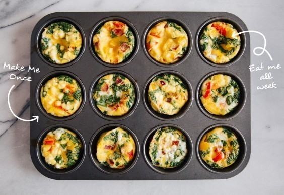 Meal-Prep Ideas for Making Eggs Ahead of Time