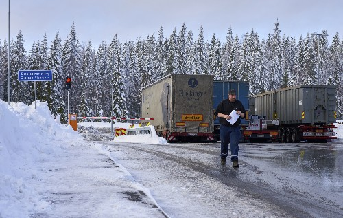 Lessons for Brexit from Norway's hard border with Sweden