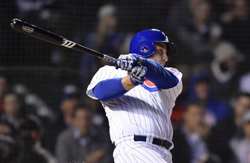 MLB roundup: Cubs power past Dodgers