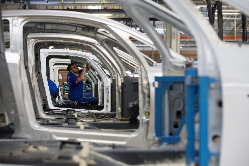 Euro zone February factory activity declined, overall growth scant: PMI