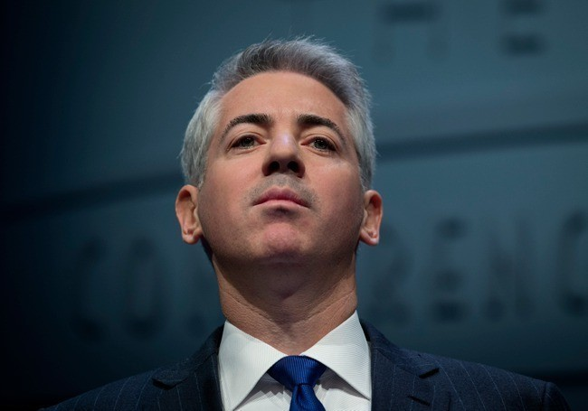 Hedge Fund Billionaire Bill Ackman Bashes Lawyers