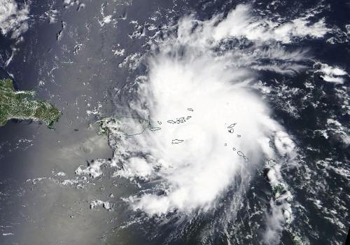 Hurricane Dorian strengthens as it takes aim at Florida