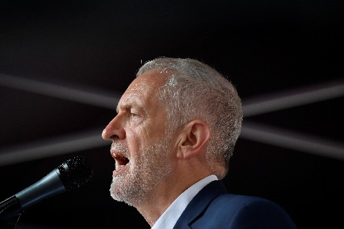 UK's Corbyn to back second Brexit referendum: The Times