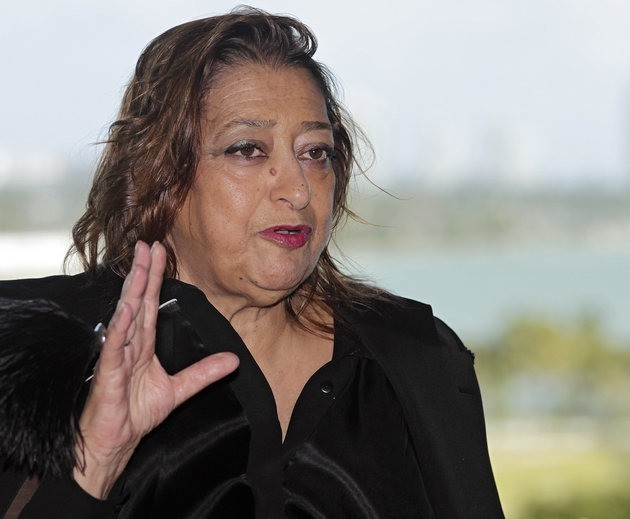 Dame Zaha Hadid Dead: London 2012 Architect Dies Of A Heart Attack