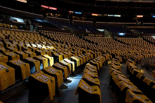 Lakers game postponed due to Bryant's death rescheduled for April 9