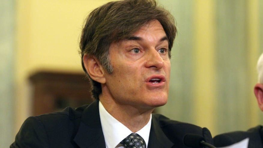 Physicians demand removal of 'Dr. Oz' from Columbia University faculty