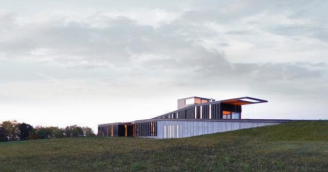 10 Of The Most Fabulous Housing Designs Of 2014