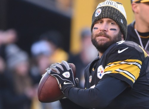 Steelers eye Roethlisberger extension before draft: REPORT