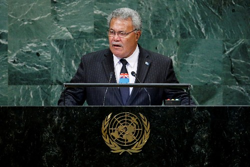 Tuvalu changes PM, adds to concerns over backing for Taiwan in Pacific