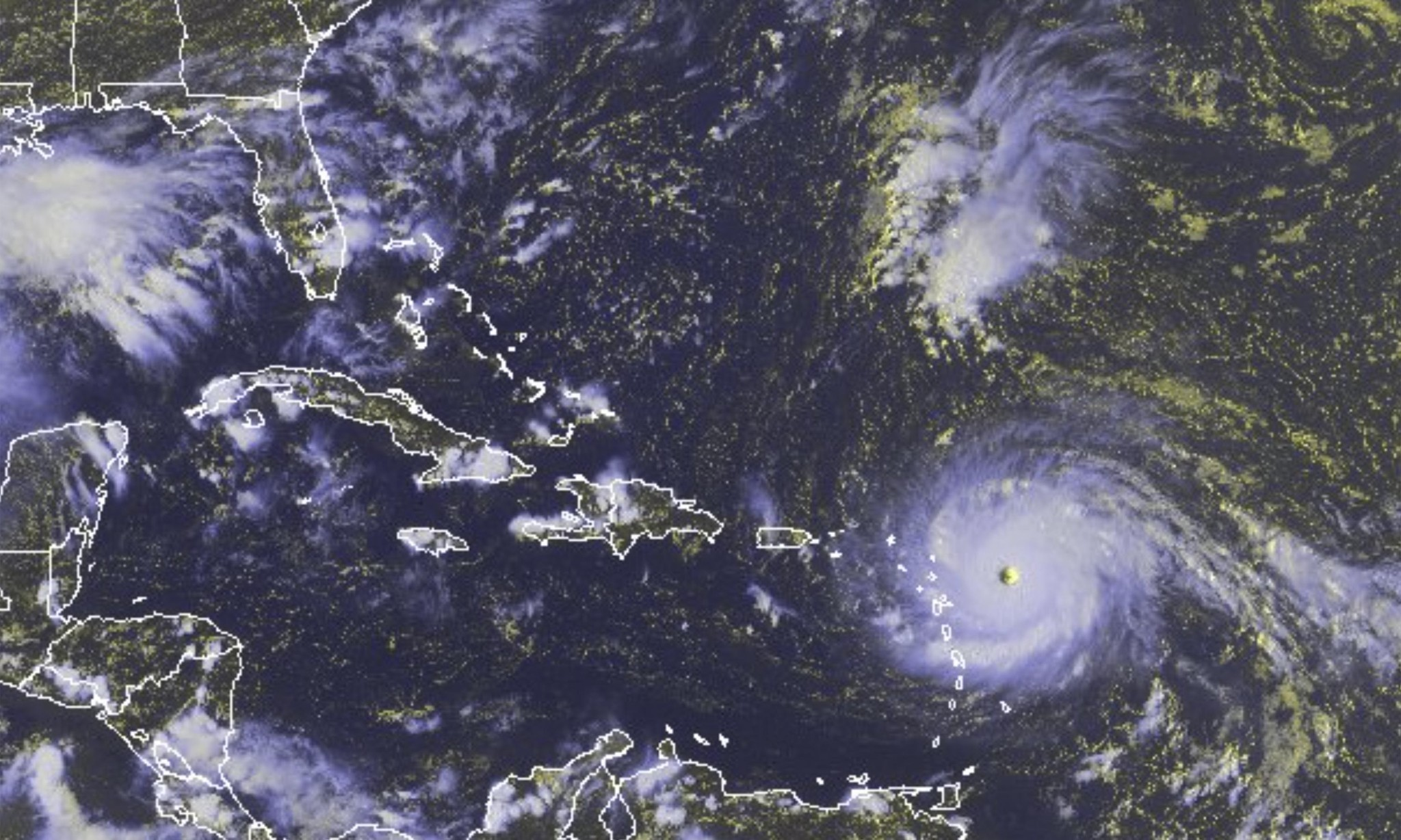 Caribbean islands suffer huge damage after Irma – as it happened