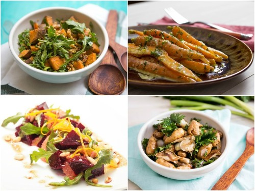 15 Thanksgiving Salad Recipes to Brighten Up Your Meal