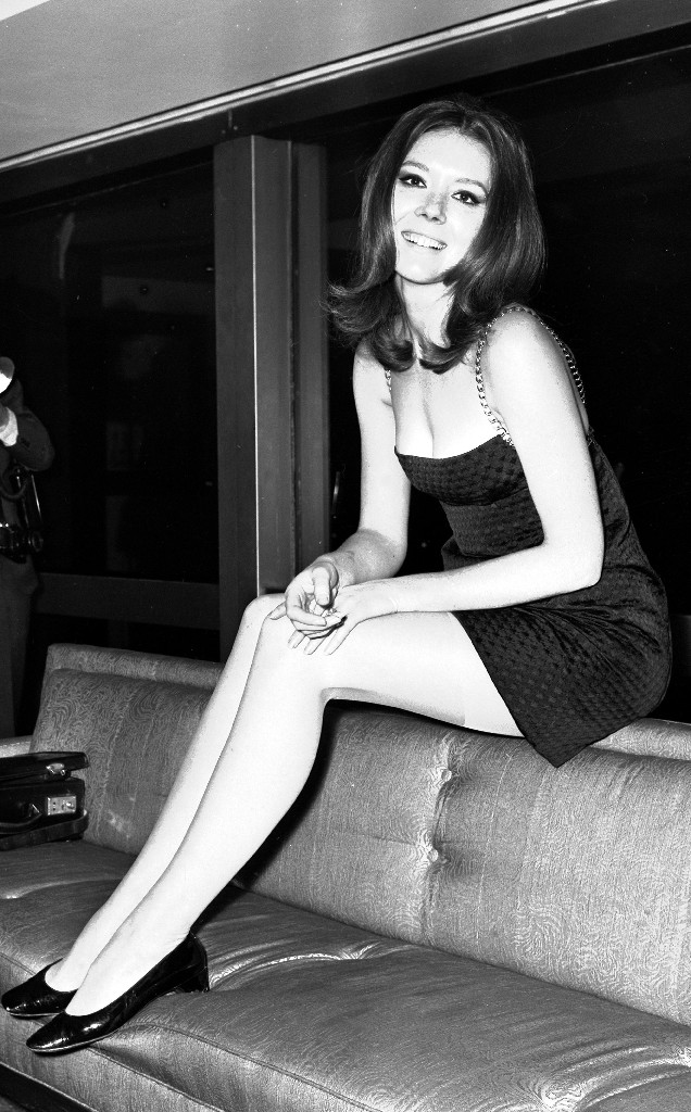 'Avengers' and 'Game of Thrones' star Diana Rigg dies at 82