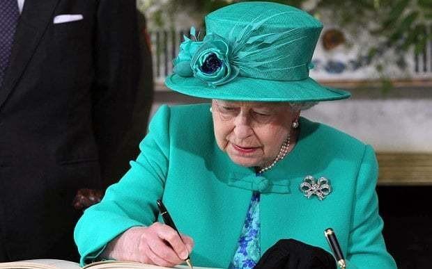 Queen's Christmas message to veterans