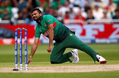 Cricket: Skipper Mashrafe rues Bangladesh's new-ball woes