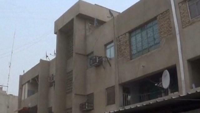 34 dead in raid on alleged Iraq brothel