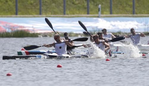 Deux bateaux français en bronze aux Mondiaux de Canoë-Kayak