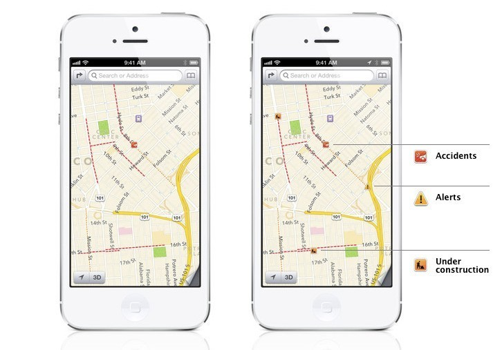 Apple granted patent to use wireless strength map data for vehicle navigation