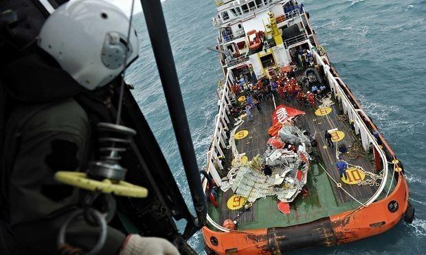 AirAsia plane's black box flight recorder found, says Indonesia
