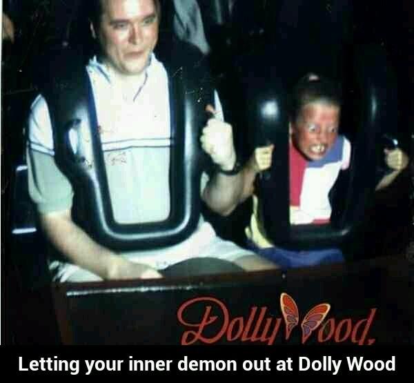 Rolla coaster demon