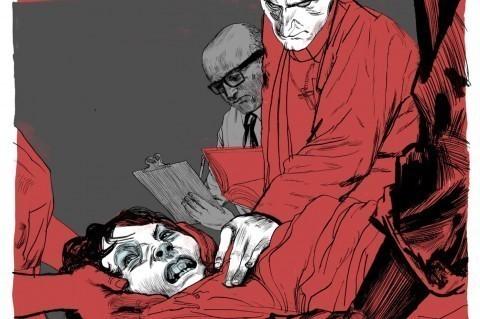 As a psychiatrist, I diagnose mental illness. Also, I help spot demonic possession.
