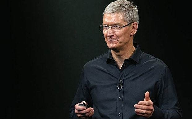 Terrorists should be 'eliminated', says Apple's Tim Cook