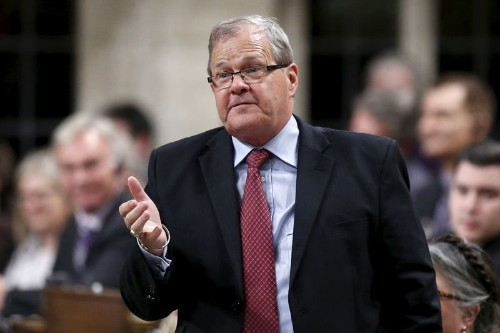 Canada agriculture minister says discussed steel tariffs with U.S. counterpart