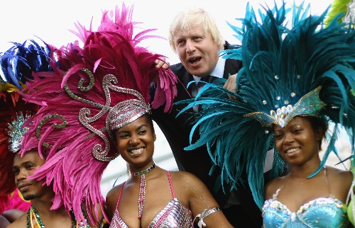 The Life and Times of Boris Johnson, UK Prime Minister: Pictures