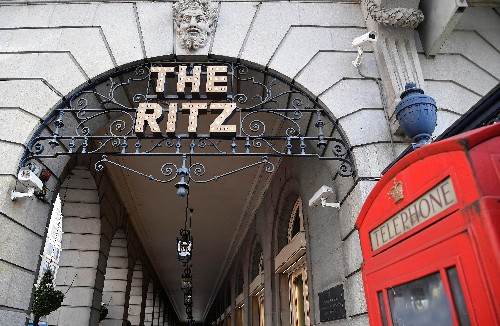 Yours for $1 billion only: the glamor of the London Ritz
