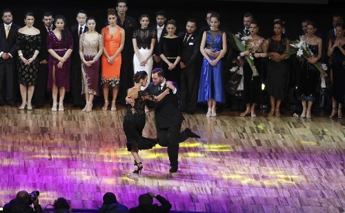 Tango Dance World Championship in Pictures