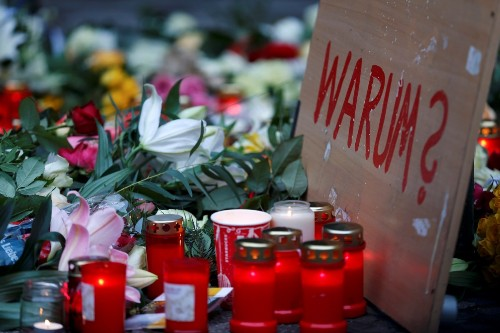 Aftermath of Berlin Truck Attack: Pictures