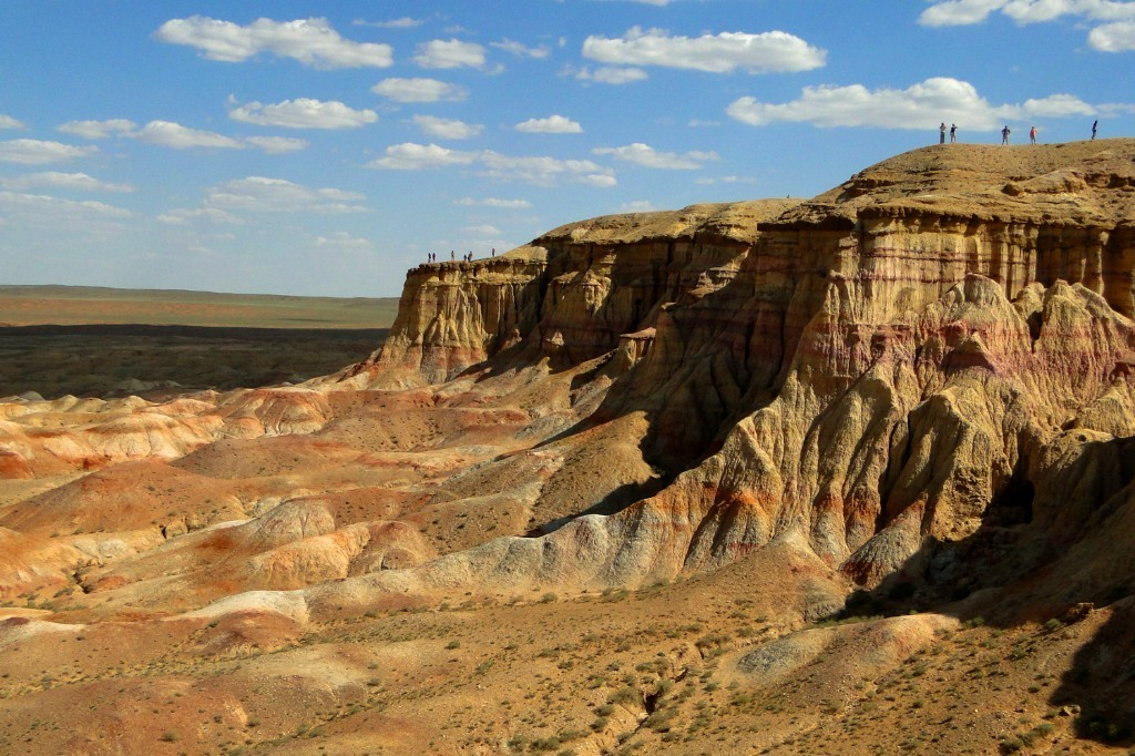 Beyond the dunes: road-tripping Mongolia's Gobi Desert