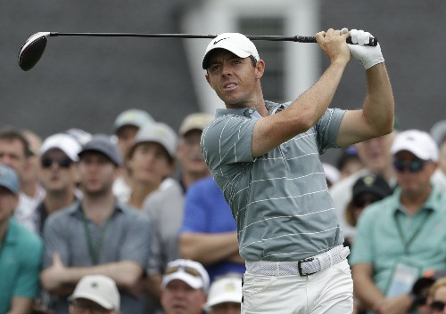 McIlroy starts final PGA Tour in his 20s at Quail Hollow