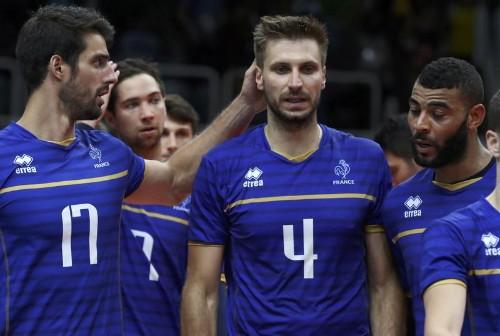 La France encore battue à domicile