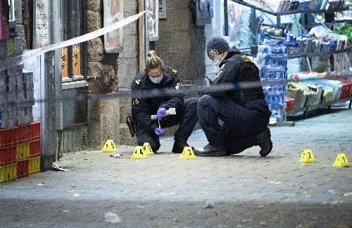 Shootings, blasts prompt Denmark to tighten border controls