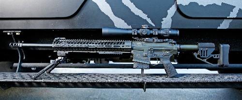 Small assault-style rifle firms thriving under activists' radar