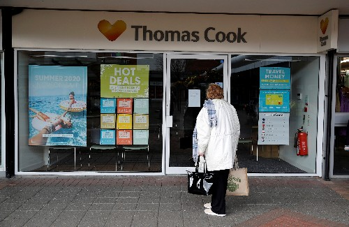 Former Thomas Cook boss defends record after firm's collapse