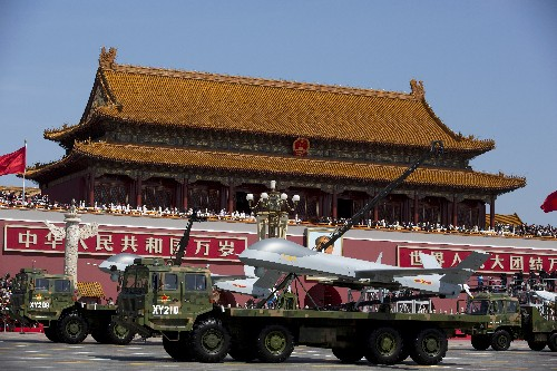 China to boost Serb military with drones, other equipment