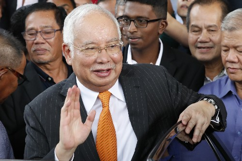 Disbanded Thai party says gov't colluded in 1MDB scandal