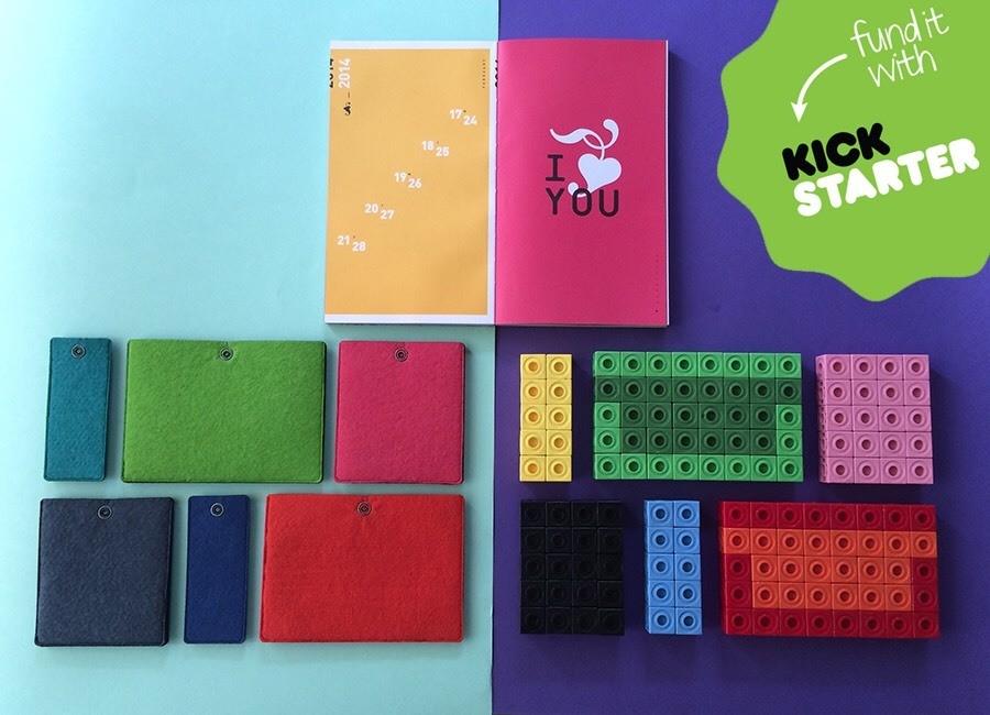 Fibonacci - Inspired by the playfulness of Lego bricks & DARPA technique.