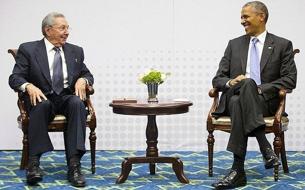 Cuba welcomes US move to drop island from terror list