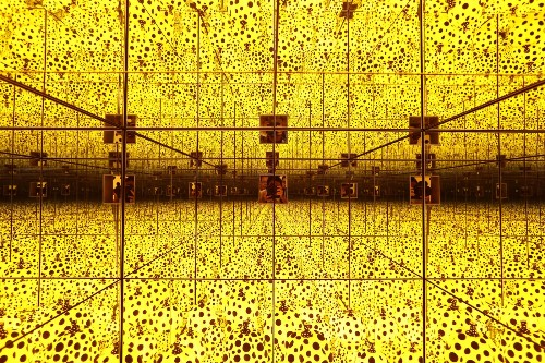 Celebrating the Art of Yayoi Kusama: Pictures