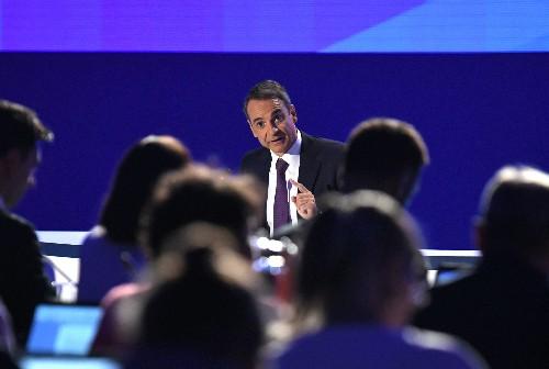 Turkey shouldn't coerce Greece, Europe over migrants: Greek PM