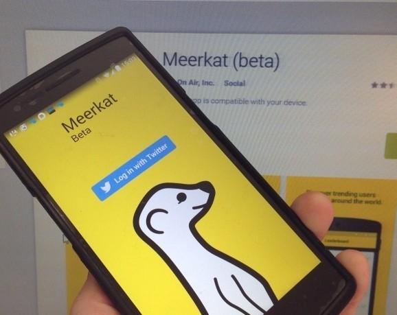 Why live streaming app Meerkat is pivoting