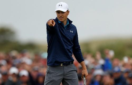 Jordan Spieth Survives Meltdown to Win British Open: Pictures