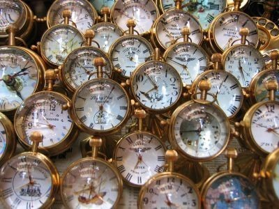 Clocks go blurry in a quantum world: There is a fundamental limit in our ability to measure time