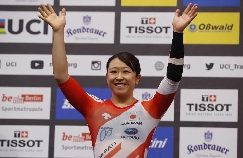 Cycling: Kajihara makes history for Japan, Ganna breaks world record