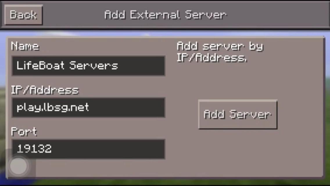 Minecraft: new update
