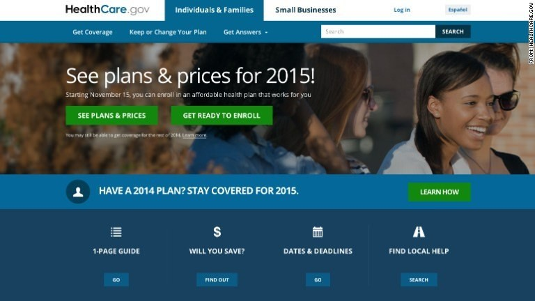 Obamacare enrollment unlikely to meet 2015 goal